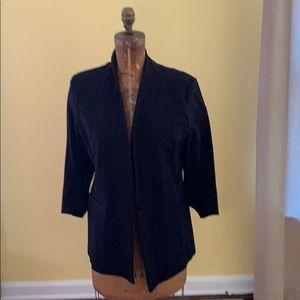 Cabi -  black blazer - 12